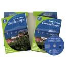 guide de voyage guadeloupe - coffret cd-rom + livre