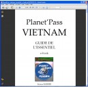 e-book Planet'pass Vietnam - guide de l'essentiel - couverture