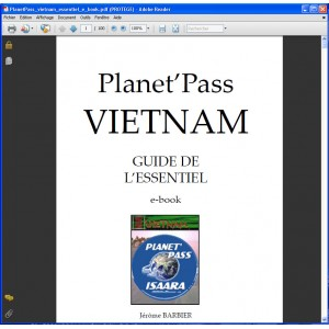 e-book Planet'pass Vietnam - guide de l'essentiel