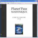 e-book Planet'pass Martinique - guide de l'essentiel-couverture